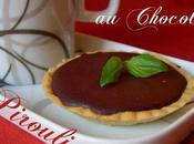 Tartelettes chocolat framboises Pierre Hermé recette pâte sucrée