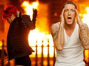 Charts Eminem Rihanna nouvelle fois privés numéro