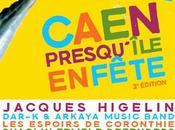 Presqu'île fête, septembre Caen