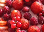 Charlotte fraise-citron
