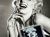 ligne maquillage l'effigie Marilyn Monroe