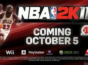 2K11 bande anonnce avec Michael Jordan