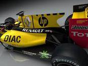 Renault Team annonce accord sponsoring