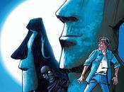 Ushuaïa aventures Nicolas Hulot tome trésor moai couverture