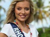Miss Monde 2010 Virginie Dechenaud remplace Malika Ménard