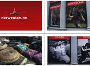 Norwegian Airlines stores days