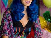 Elles osent cheveux bleus!!
