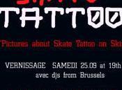 Expo Skin Skate Tatoo