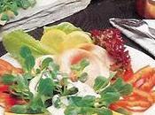 Salade verte pousses bambou