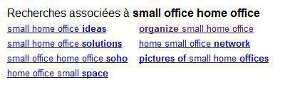 travailles maison, t'es SOHO