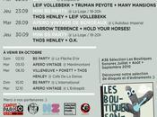 PARTY Agenda Septembre