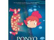 Ponyo falaise Hayao Miyazaki (Animation, 2009)