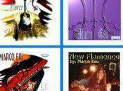 Quatre nouveaux albums Marco Idyllium Music Publishing.