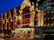Lausanne Palace ***** jours nuits demi-pension Séjour Ayurvédique