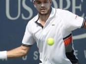 Tennis: Open Stanislas Wawrinka Mikhail Youzhny