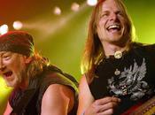 Concert Deep Purple bêtes scène rock sont Zénith