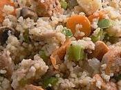 Couscous saucisse italienne