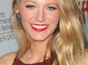 robe rouge Chanel Blake Lively Vous aimez