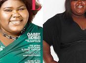 magazine ELLE accusé d'avoir éclairci Gabourey Sidibé