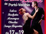 Festival International Danse Latine Porto-Vecchio jusqu'à dimanche programme.