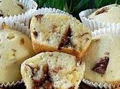 Muffins chocolat Toblerone