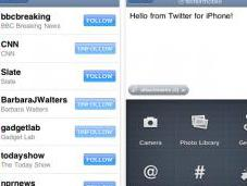 Twitter pour iPhone, quel application choisir Voici trois choix