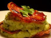 °courgette, pomme terre pancetta°