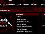RAPPEL Livemetallica.com