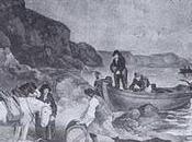 contrebandiers Saltburn Angleterre