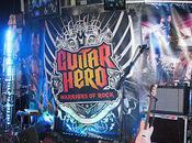 [Evènement] Soirée lancement Guitar Hero Warrior Rock