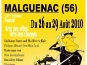 Retour festival Malguénac arts villes, champs