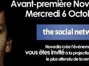 Evènement Novedia Social Network, film