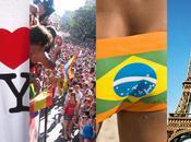 Classement Tourisme LGBT 2010 quelle destination plus sexy