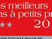 guide rouge meilleurs vins petits prix 2011
