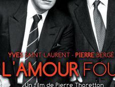 Yves Saint Laurent Pierre Bergé, l'amour