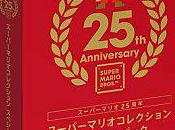Packs collector 25ans Mario