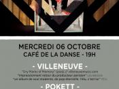 veux nouvel Villeneuve? Viens Café Danse!