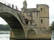 deux trompes chapelle Saint-Bénézet pont d'Avignon (Vaucluse)