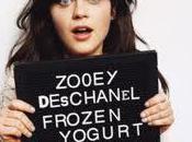 Mais mange Zooey Deschanel