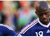 Abou Diaby forfait face Roumanie Luxembourg.