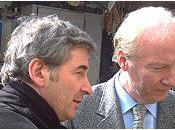 """Brice Hortefeux: """"Jean Pierre Brenas toutes qualités pour préparer l'alternance équipe."""""""