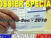 Communiqué JENB Productions Eléctions municipales anticipées 2010 Noisy-le-Sec