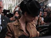 Fashion Week 2010 défilé Galliano Personnalités