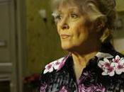 Rebecca Hampton rend hommage Colette Renard (Plus Belle Vie)