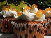 Cupcakes l'orange /Village Lacoste château marquis Sade