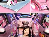 Daewoo Matiz Hello kitty