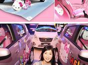 Daewoo Matiz Hello kitty