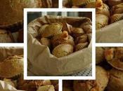 Mini muffins courgettes féta estragon zucchini feta cheese tarragon