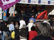 lycéens dans contre réforme retraites Avranches mardi octobre 2010