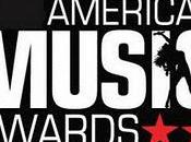 American Music Awards nominés sont...